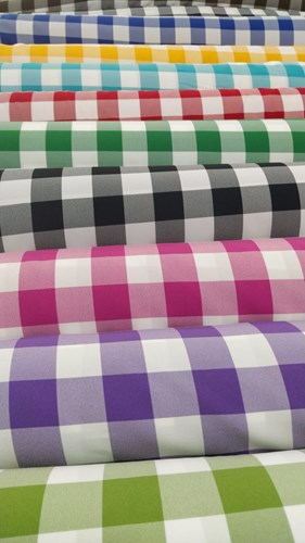 Ifasmata123.gr Stainless Gingham tablecloth samples